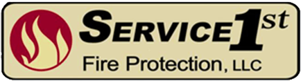 Service 1 Fire Protection Logo